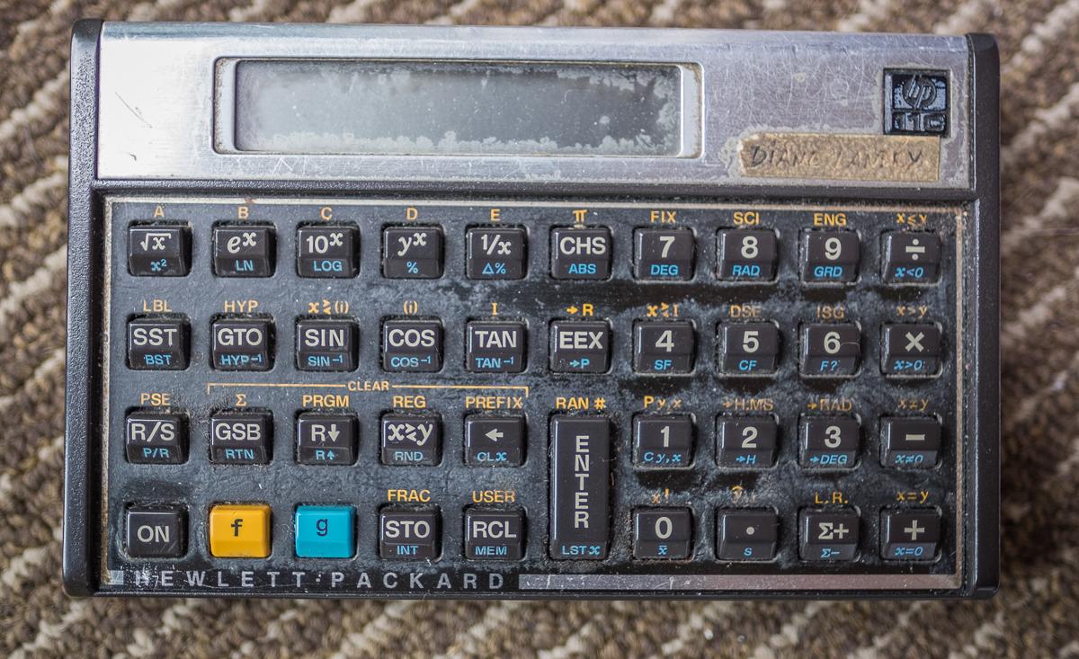 HP-11C